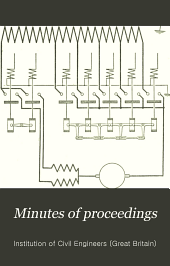 Minutes of Proceedings of the Institution of Civil Engineers: Volume 167