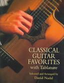 Classical guitar favorites PDF