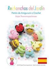 Rechonchos del Jardín, Patrón de Amigurumi a Crochet