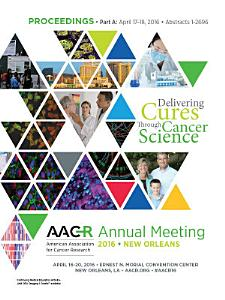 AACR 2016  Abstracts 1 2696