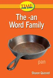 The -an Word Family