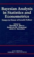 Bayesian Analysis in Statistics and Econometrics PDF