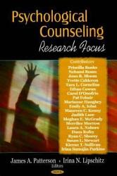 Psychological Counseling Research Focus PDF