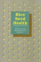 Rice Seed Health PDF