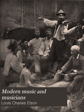 Modern Music and Musicians: Famous compositions for the piano; v. 3. Famous songs
