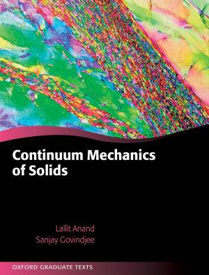 Continuum Mechanics of Solids PDF