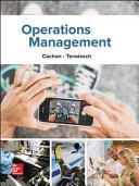 Operations Management  1e PDF