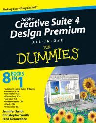 Adobe Creative Suite 4 Design Premium All In One For Dummies Book PDF