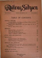 The Railway Surgeon: Volume 2