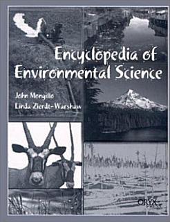 Encyclopedia of Environmental Science Book
