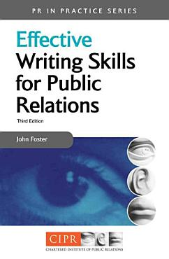 Effective Writing Skills for Public Relations PDF