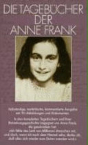 Die Tageb  cher der Anne Frank PDF