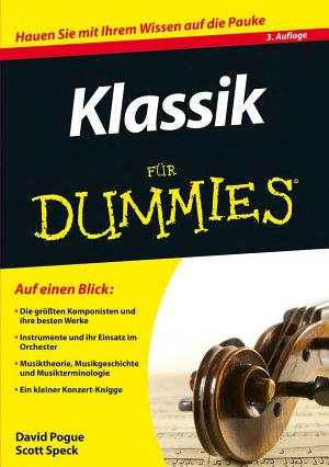 Klassik f  r Dummies PDF