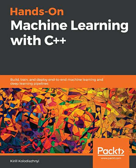 Hands On Machine Learning with C   PDF