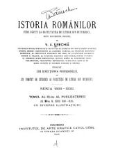 Istoria Romaniloru: Seria 1800-1830 (al 2-lea al seriei 1800-1830)