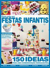 Guia Arte em Festas Infantis - 150 ideias