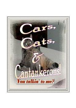 Cars  Cats  and Cantankerons  PDF