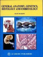 General Anatomy Genetics Histology And Embryology PDF