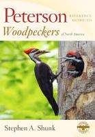 Peterson Reference Guide to Woodpeckers of North America PDF