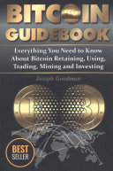 Bitcoin Guidebook  Black and White Edition  PDF