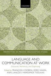 Language And Communication At Work Book PDF