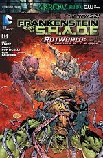 Frankenstein, Agent of SHADE (2012-) #13