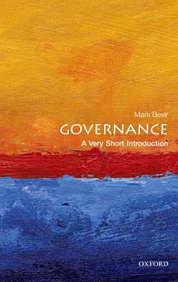 Governance  A Very Short Introduction PDF