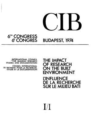 Influence de la Recherche Sur Le Milieu B  ti PDF