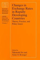 Changes in Exchange Rates in Rapidly Developing Countries: Theory, Practice, and Policy Issues
