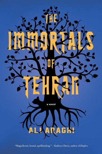 Download The Immortals of Tehran Book