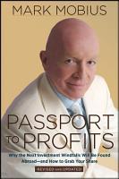 Passport to Profits PDF