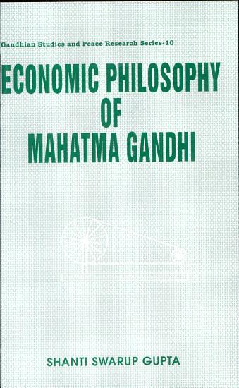 Economic Philosophy of Mahatma Gandhi PDF