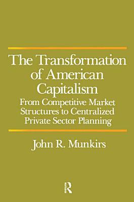 Transformation of American Capitalism