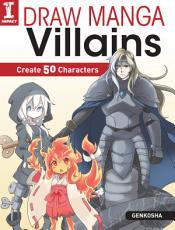 Draw Manga Villains PDF