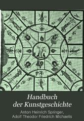 Handbuch der kunstgeschichte: Band 2