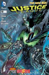 Justice League (2011- ) #10