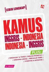 Kamus Inggris - Indonesia, Indonesia - Inggris: Lebih Lengkap