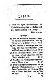 Teutsche staatskanzley von d. Johann August Reuss ...: Bände 1-2