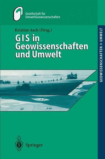GIS in Geowissenschaften und Umwelt PDF