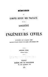 Mémoires: Volume1;Volume55