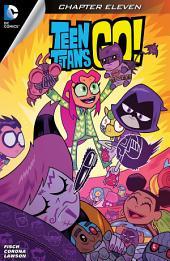 Teen Titans Go! (2013- ) #11