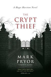 The Crypt Thief Book