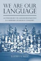 We Are Our Language PDF