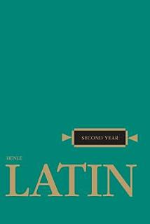 Henle Latin Second Year Book