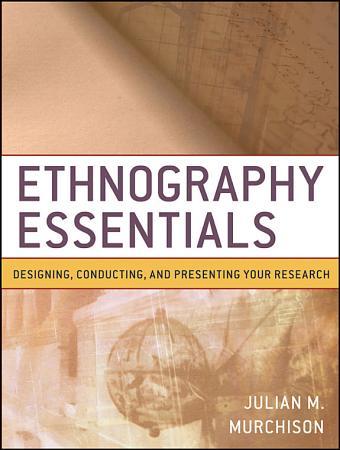 Ethnography Essentials PDF
