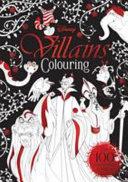 Disney Classics   Mixed  Villains Colouring