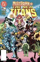 The New Titans (1984-1996) #130