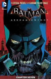 Batman: Arkham Knight (2015-) #7