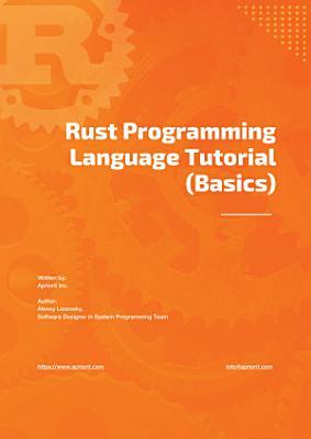 Rust Programming Language Tutorial