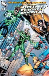 Justice League of America (2006-) #41